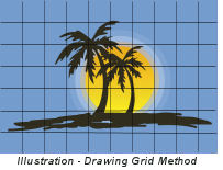 Drawing Grid Example